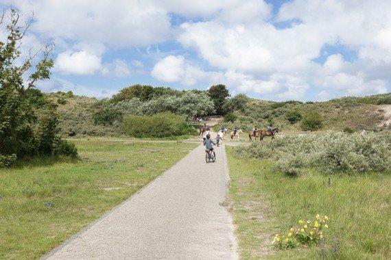KDC_Omgeving_duin_fiets